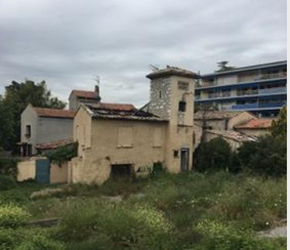 Le vieux moulin disparaît pour un immeuble…de plus