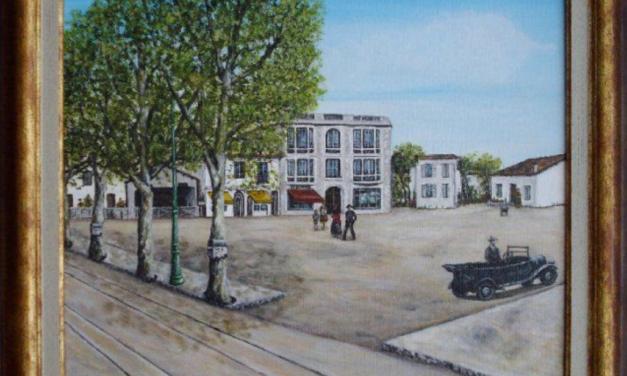 Ego-bétonnage de la place de Gaulle de Cagnes-sur-mer, la place des martyrs du béton ?