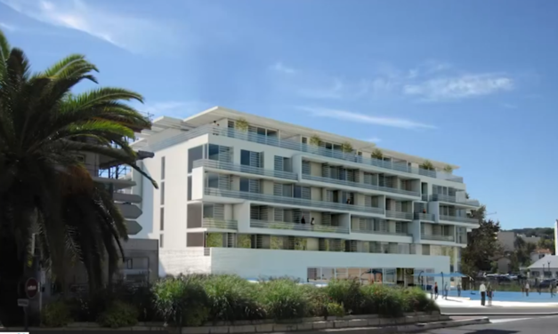 #Cagnes : un hôtel nommé «désir», encore un chantier non terminé …